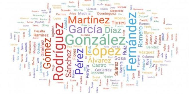 apellidos hispanos