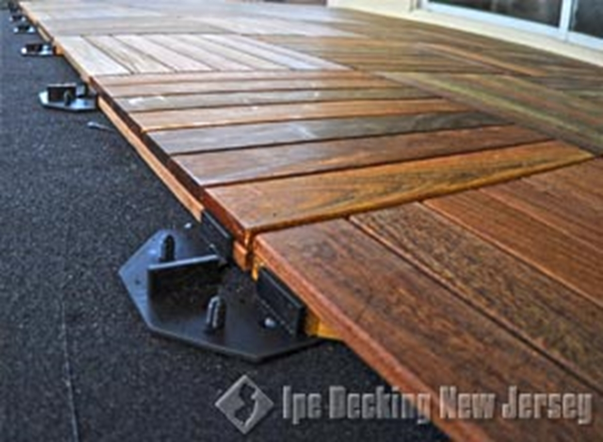 Decks Best Outdoor Home Design Ideas With Ipe Deck Tiles