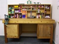 Workbench: Reloading Benches For Workspace Room Furniture