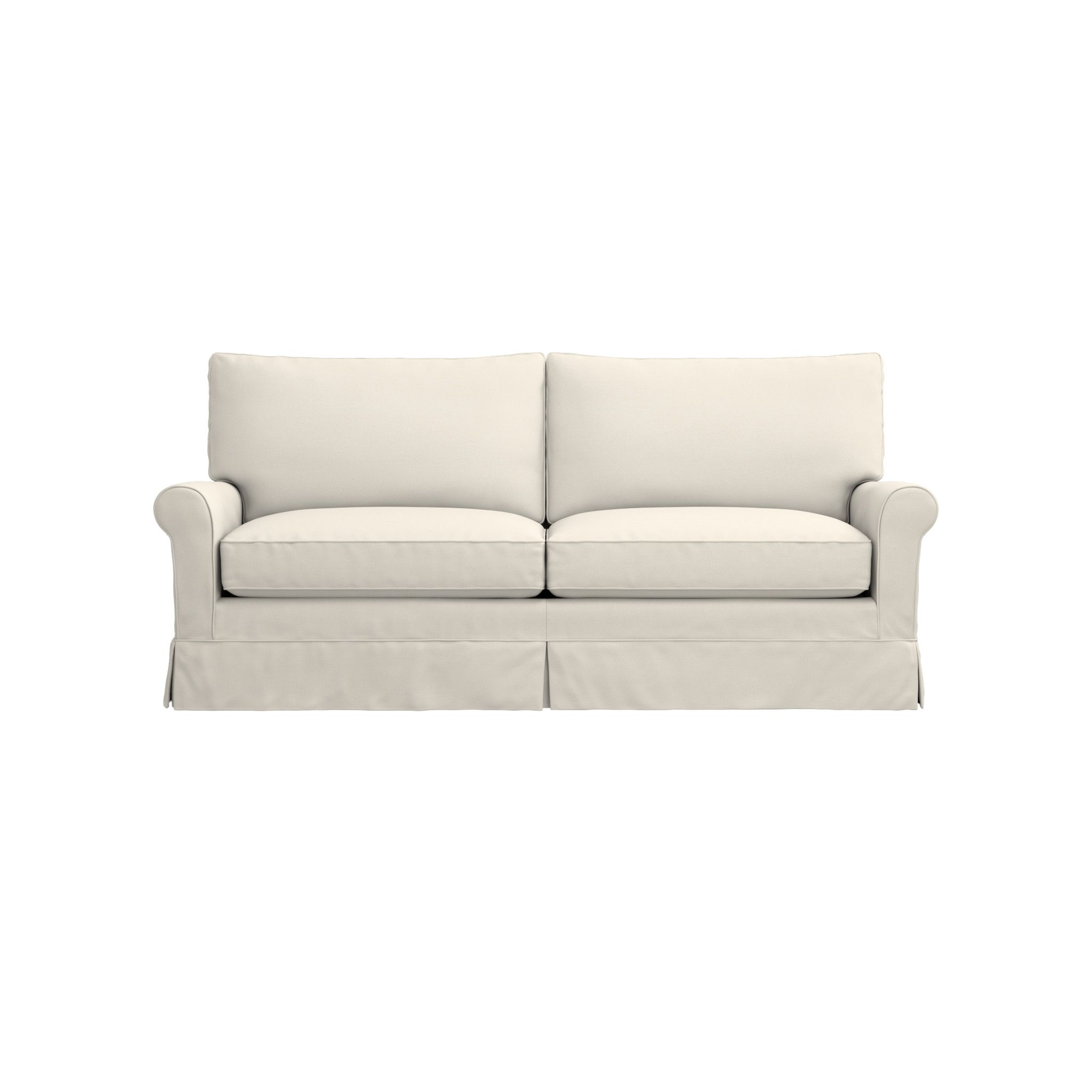 crate and barrel lounge sofa pilling aspen sectional leather with ottoman furniture couch