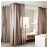 Curtain: Enchanting Room Divider Curtains For Your Space
