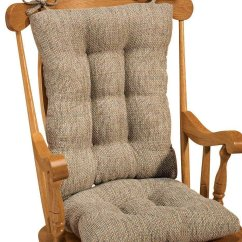 Polka Dot Rocking Chair Cushions Rent A Lift Cushion Soft And Smooth For Classic Walmart