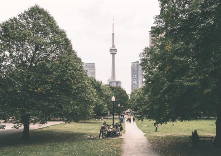Se multará con 5 mil dólares a quienes hagan uso de parques en Toronto