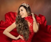Tania Lopez se corona como Reina Hispanoamericana Canada