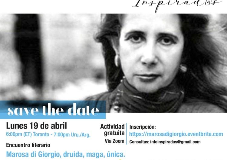 El Consulado de Uruguay realiza la tercera sesión virtual de poesía