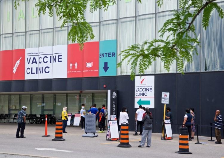Todos los canadienses podrían estar completamente vacunados para septiembre