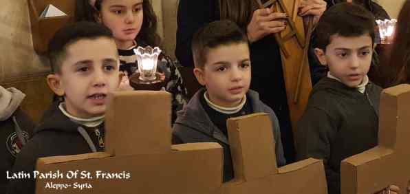 درب الصليب للأطفال