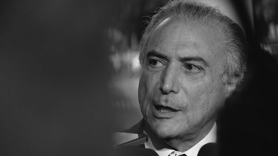 Michel Temer no asistirá a clausura de JJOO