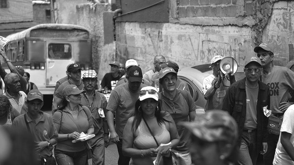 Venezuela en resistencia: el desafío que nos toca