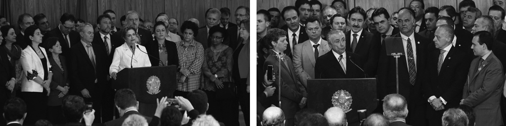 genero ministros dilma golpe temer