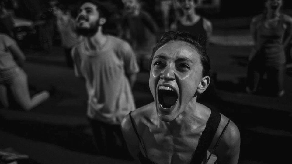 #GenocidaSuelto: escrache poético y señalización