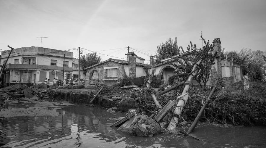 Científico del Inta halla un vínculo entre la soja y las inundaciones