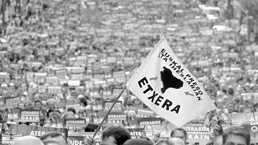 """España endureció su """"política de venganza"""" contra los presos políticos vascos"""