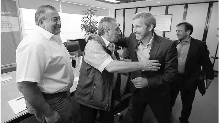 """Ganancias: """"Vuelta de la gobernabilidad"""" según Schiaretti"""