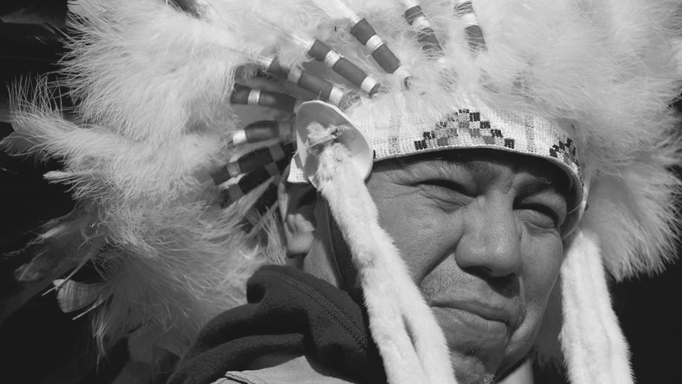 """Referente Sioux sobre Trump: """"Me temo que quiere matarnos"""""""