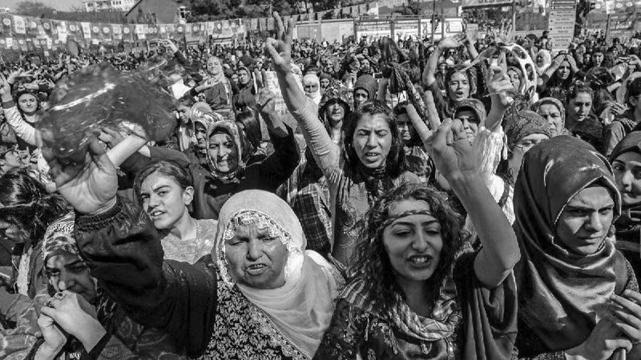 El Paro Internacional de Mujeres alrededor del mundo