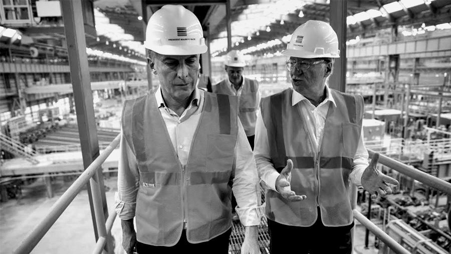 Macri logra lluvia de inversiones (para EE.UU.)