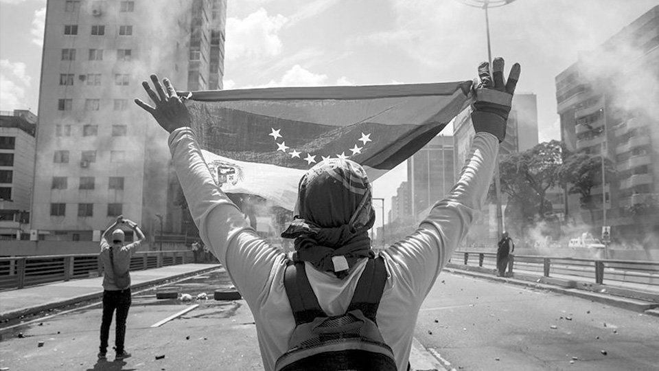 Venezuela: crónica desde adentro de la violencia callejera