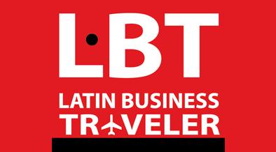 Latin Business Traveler logo