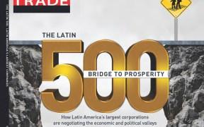 cover of Latin Trade Magazine Semester 1, 2016
