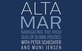 Altamar与Peter Schecter和Muni Jensen在全球政治中航行