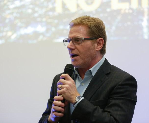 photo of Rodolpho Cardenuto, President and CEO of SAP Latin America