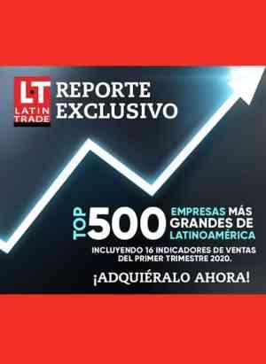 Las 500 mejores empresas de América Latina