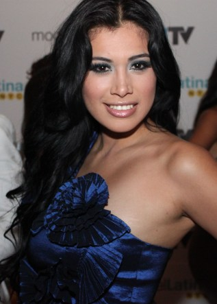 Model Latina Premiere Party 09