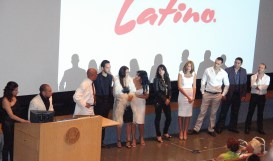 The Cast and Crew of Tropico de Sangre