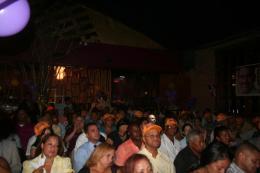 The Crowd Supporting Danilo Medina
