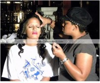 Rocsi Diaz Behind the Scenes 13