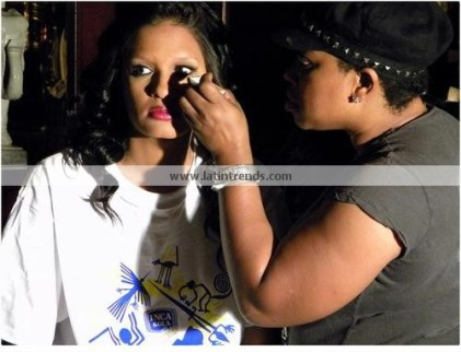 Rocsi Diaz Behind the Scenes 15