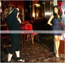 Rocsi Diaz Behind the Scenes 16