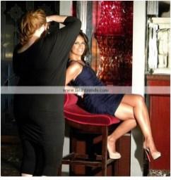 Rocsi Diaz Behind the Scenes 18