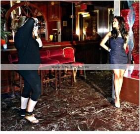 Rocsi Diaz Behind the Scenes 19