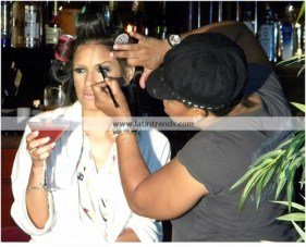 Rocsi Diaz Behind the Scenes 26