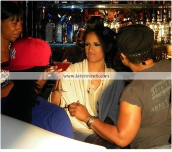 Rocsi Diaz Behind the Scenes 29