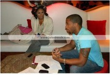 Rocsi Diaz Behind the Scenes 34