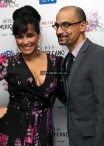 Hosts Celínes Toribio & Junot Díaz