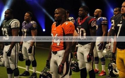 Football Players 01