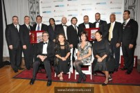 the 2012 Latino Trendsetters