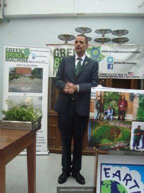Stephen Ritz of GM
