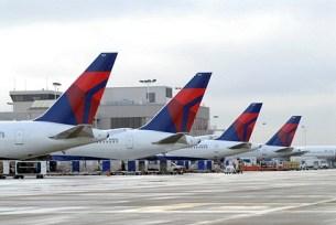 Flota Delta Air Lines