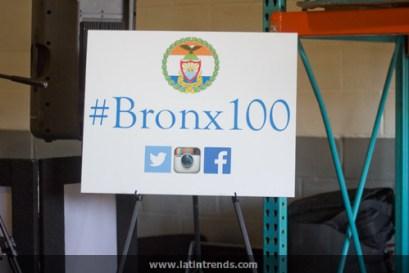 Bronx turns 100!