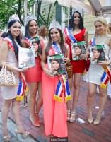2014 Dominican Parade Queens (Reina Dominicanas)
