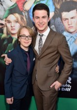 Ed Oxenbould and Dylan Minnette