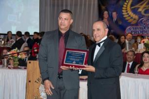Edgar Soto and award winner