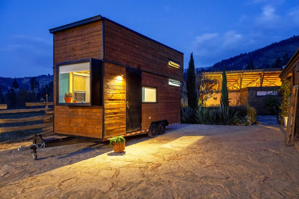 tiny house modo nómada