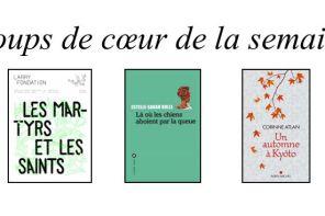 Lectures éclectiques entre la Guadeloupe, Los Angeles et Kyôto.