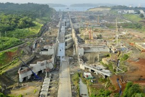 canal-expansion Big doings in our newly adoptive country Panama Panama City